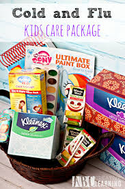 get better care package cold and flu kids care package simply today