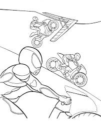 motorbikes coloring pages 11 print color free