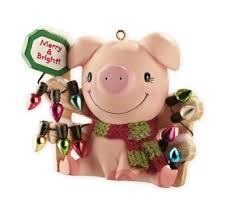 10 adorable ornaments for pig petslady