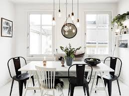 Black Metal Chairs Dining Dining Chairs Outstanding Black Metal Dining Chairs Design