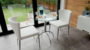 small glass kitchen table chair small kitchen table 2 chairs