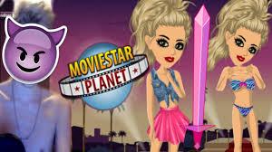 Movi Stars Planete by Ugly Drama Moviestarplanet Youtube