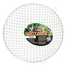 Zoo Med Light Fixture by Clamp Lamp Safety Cover Zoo Med Europe
