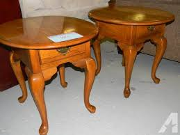 queen anne end tables new and used furniture for sale in marion connecticut buy and