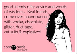 Words Of Wisdom Cards Good Friends Offer Advice And Words Of Wisdom Real Friends Come