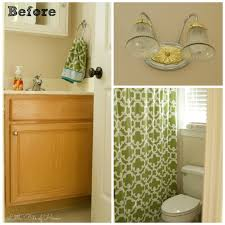 one room challenge bathroom reveal