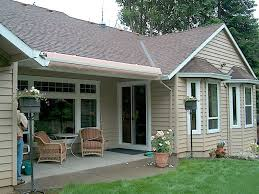 Side Awnings For Patios Retractable Residential Awnings Waagmeester Awnings U0026 Sun Shades