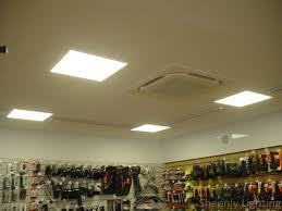 Fluorescent Ceiling Light Led Light Design Led Lights For Shop Building Led Ceiling Lights