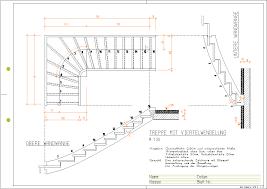 halbgewendelte treppe konstruieren viertelgewendelte treppe