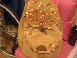 How To Decorate A Backpack With Sharpie The 15 Best Images About Sharpied Backpacks On Pinterest