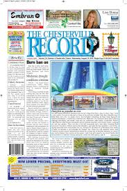 the chesterville record august 10 2016 by robin morris issuu