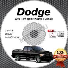 2005 dodge ram trucks 1500 2500 3500 srt 10 service manual cd shop
