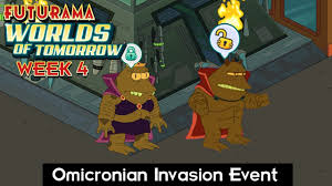 lrrr unlocked ndnd and week 4 omicronian event