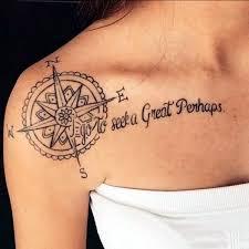 Shoulder Tattoos - best 25 shoulder tattoos ideas on shoulder