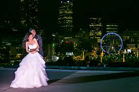 weddings in atlanta atlanta rooftop wedding inspiration the celebration society