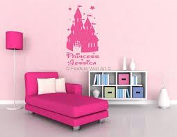 Little Girls Bedroom Wall Decals Bedroom Ideas Of Girls Bedroom House Of Princes Disney Wall Decals
