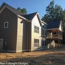 walkout basement design craftsman style lake house plan with walkout basement plans ranch 2