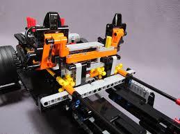 lego porsche box lego ideas rod pick up truck