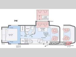 winnebago floor plans class c new 2016 winnebago view 24g motor home class c diesel at