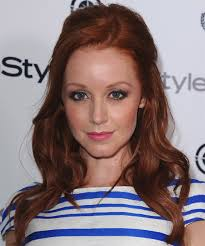 hair style photo booth lindy booth half up long curly casual half up hairstyle