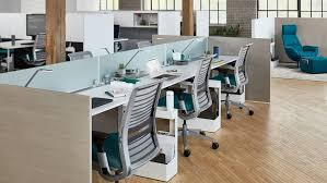 Steelcase Office Desk Frameone Benching Office Workstation Steelcase