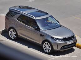 land rover discover so we got a 2017 land rover discovery drive arabia