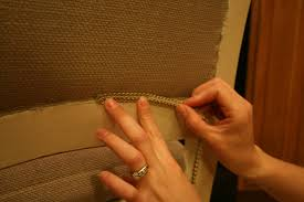 Nail Trim For Upholstery Pneumatic Addict How To Upholster A Caned Back Chair Tutorial