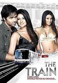 The Barning Train The Train 2007 Film Wikipedia