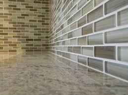 glass subway tile kitchen backsplash 53 best glass the kitchen backsplash images on