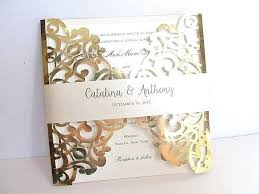 invitations for wedding invitation for wedding gold wedding invitations is one of the best