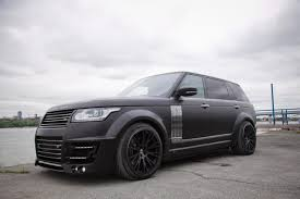 porsche lumma range rover lwb gets wide body kit from lumma design autoevolution