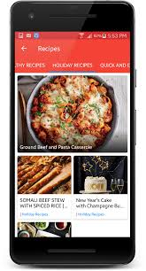 appli cuisine android my kitchen recipe cookbook android application based on