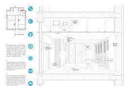 purpose of floor plan design portfolio 2017 on behance
