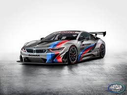 modified bmw i8 bmw i8 gt3 rendered looks absolutely vicious autoevolution