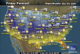 weather usa map us weather map forecast my