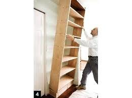how to make a bookshelf u2013 home design