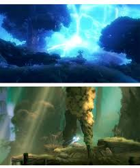 artes do game ori and the blind forest do moon studios thecab