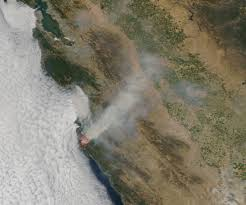 Map Of Oregon Fires by Wildfires Abound In U S Southern States Nasa