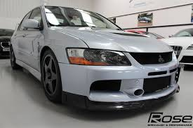 Used 2007 Mitsubishi Evo Vii Ix For Sale In Bucks Pistonheads