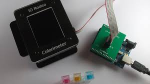 Applications Of Colorimetry In Analytical Chemistry Educational Colorimeter Kit By Io Rodeo Kickstarter