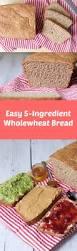 Whole Wheat Bread Machine Recipes Easy No Fail Wholewheat Bread Loving It Vegan