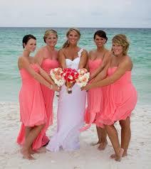 bridesmaid dresses coral coral bridesmaid dresses 2017 cheap vestidos para festa knee