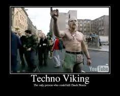 Techno Viking Meme - tiene techno viking derecho a que le olvidemos memes humor