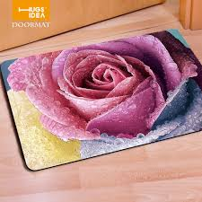 Purple Flower Rug Online Get Cheap Floral Design Carpet Aliexpress Com Alibaba Group