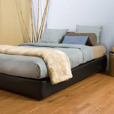 Overstock Platform Bed Size Black Platform Bed Kit Free Shipping Today