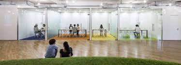 le bureau verte un bureau vert pour stimuler la productivité