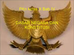 bab 1 pancasila sebagai ideologi terbuka dwi aji makalah pkn kelas x bab 4 dasar negara dan konstitusi hayalan sang