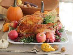 hosting your thanksgiving dinner away from home is a rite of