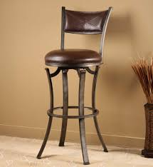 drummond swivel bar stool by hillsdale wolf and gardiner wolf