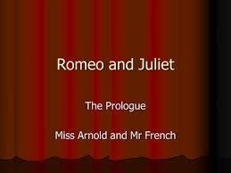 Romeo And Juliet Powerpoint Analysis Of Prologue By T0lk13n Romeo And Juliet Powerpoint Template